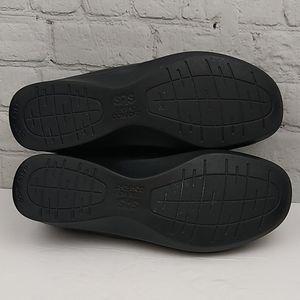 SAS Shoes - SAS Womens 9.5 W Roamer Tripad Black Mary Jane
